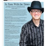 In Tune With the Times:  An interview with David Bash